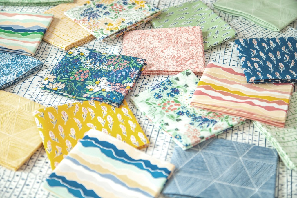 Rocky Mountain Wild fabric by Corinne Wells for Riley Blake Designs