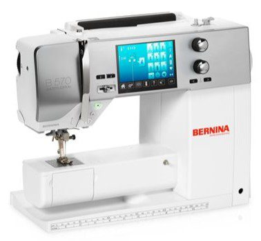 Bernina 570 Quilters Edition Sewing Machine