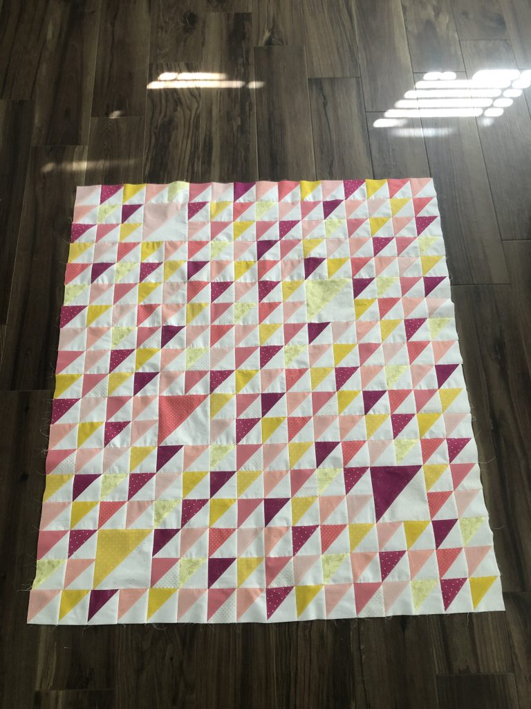 Better Together Quilt Top