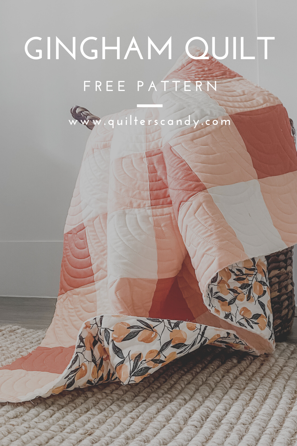 Free Gingham Quilt Pattern