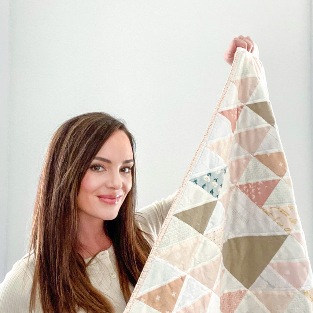 Elizabeth Chappell of Quilters Candy