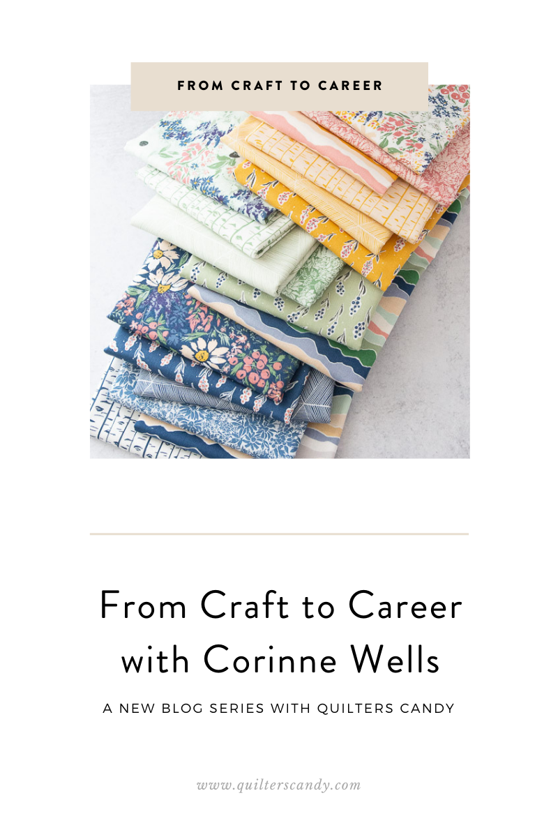 From Craft to Career with Corinne Wells