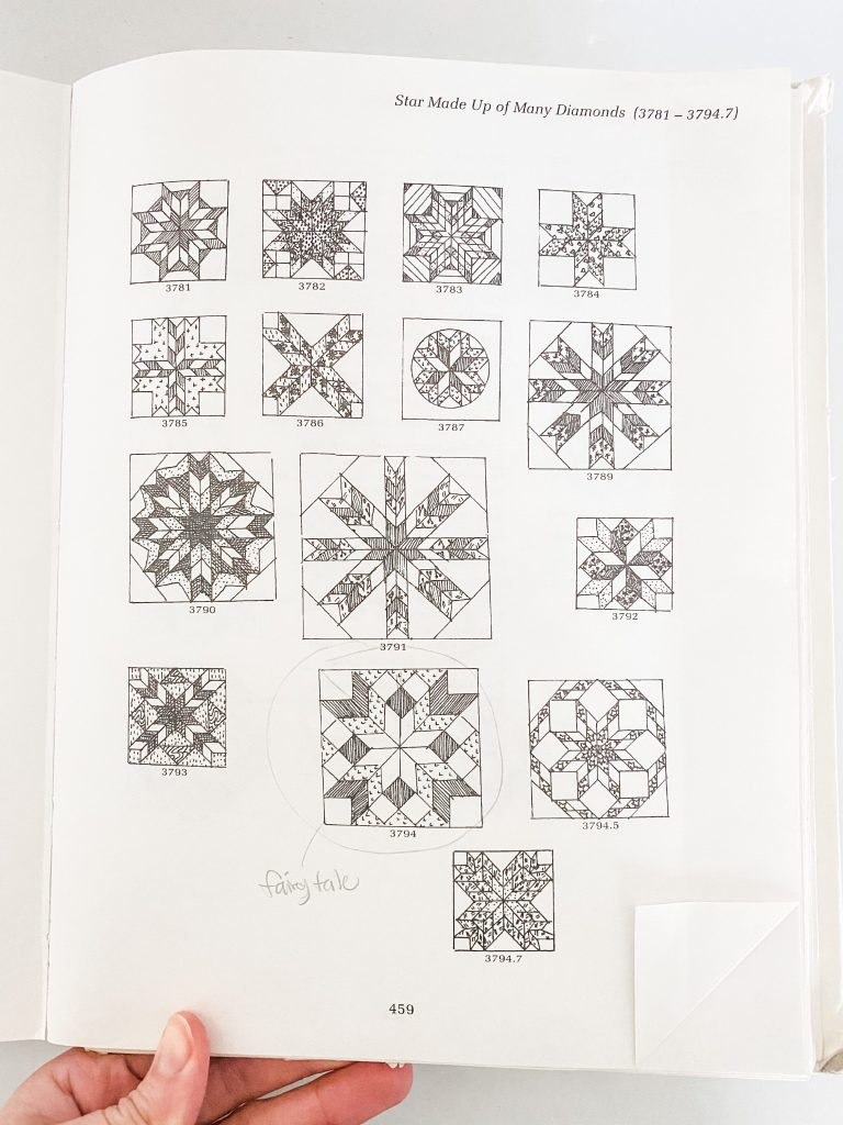 Day Dreamer Quilt Inspiration - Encyclopedia of Pieced Quilt Patterns