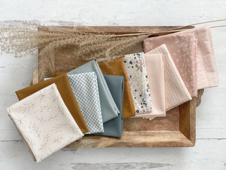 Curated bundle for Quilters Candy by Mid Life Quilter