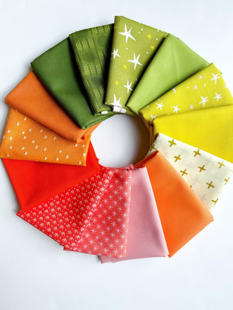 Better Together Fabric Bundle for Quilters Candy