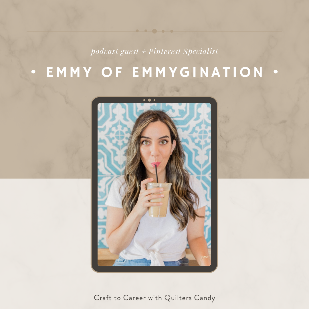 Emmygination on the Craft to Career Podcast