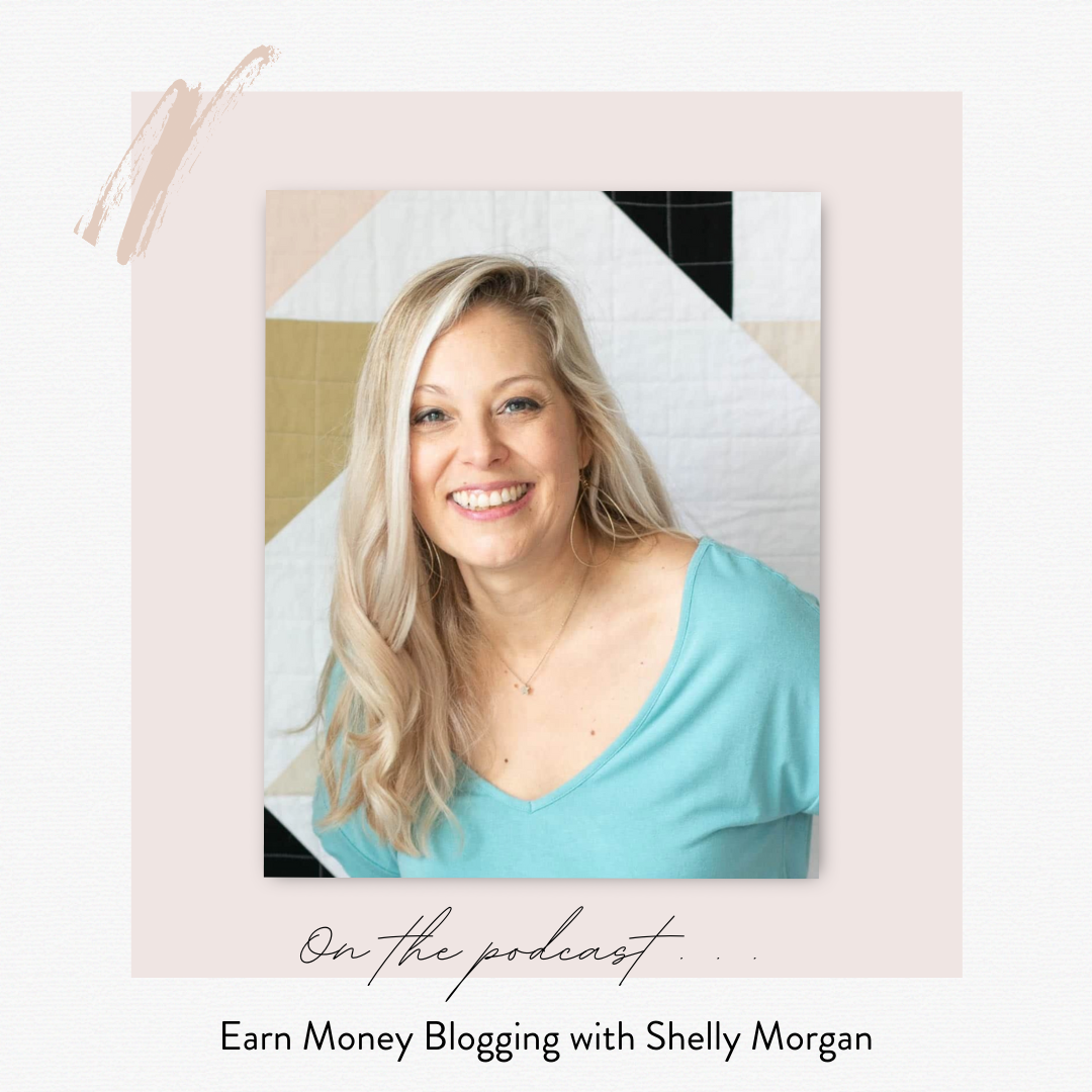 Craft to Career Podcast - Learn how to earn money blogging