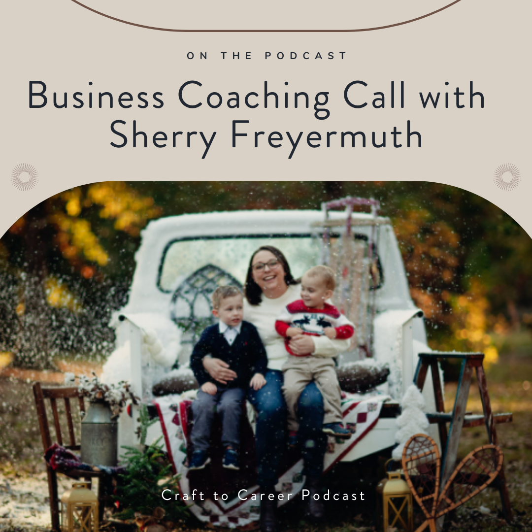Business Coaching Call with Sherry Freyermuth