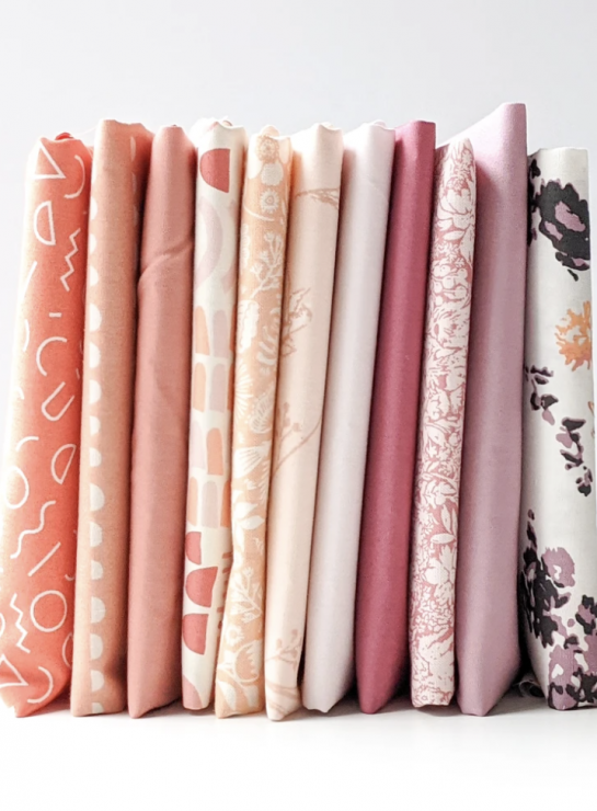 The Elizabeth Bundle for Quilters Candy Better Together Quilt